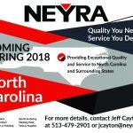 Neyra Expands Manufacturing To Graham, North Carolina