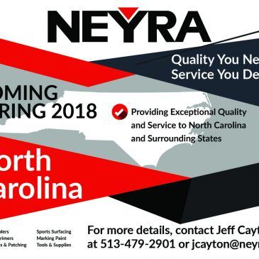 Neyra Expands Manufacturing To Graham, North Carolina