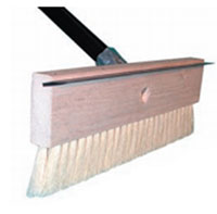 Brush Coater