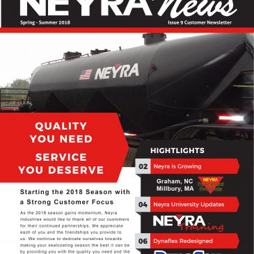 Neyra News Spring-Summer 2018 Issue 9