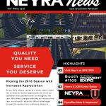 Neyra News Fall-Winter 2018 Issue 10