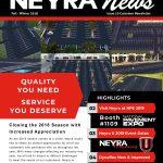 Neyra News Fall-Winter 2018 Issue 10